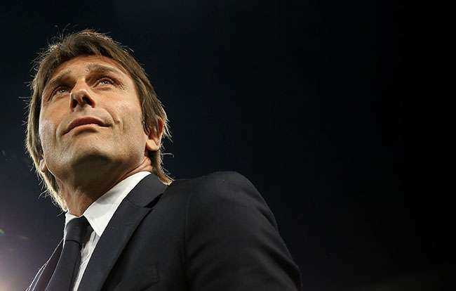 Bos Chelsea Antonioc Conte (Foto Getty)