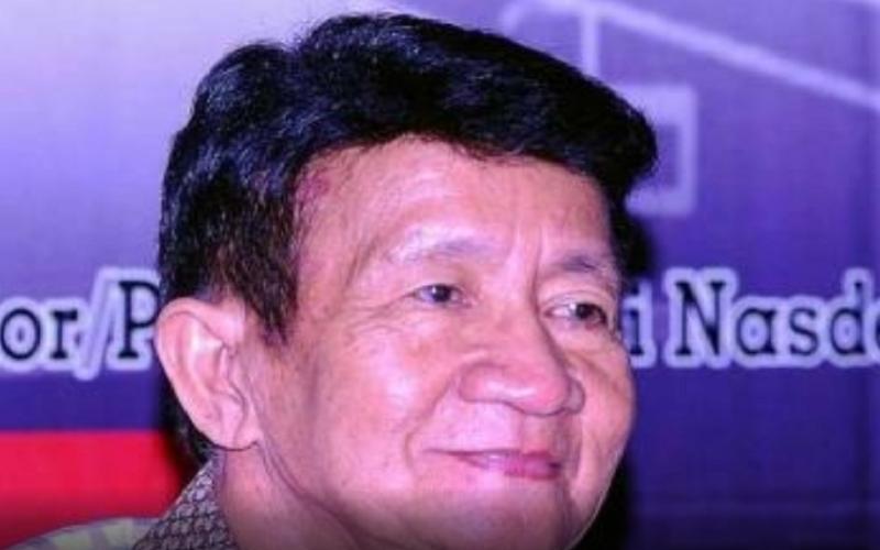 Jenderal Polisi Chairudin Ismail. (stimewa)