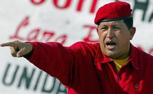 Presiden Venezuela Hugo Chavez Chet Chuan/Getty Images