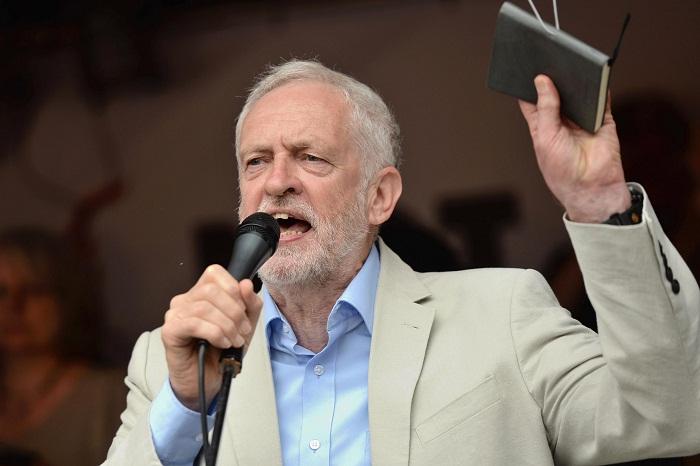 Pimpinan Partai Buruh Inggris, Jeremy Corbyn. Foto: Dok. The Independent