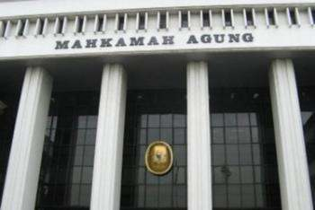 Gedung Mahkamah Agung (MA)/IST