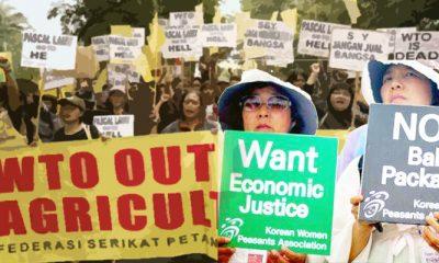 Membaca ulang mulusnya pertemuan WTO di Bali 2013