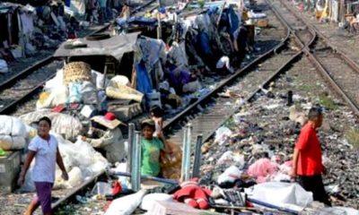 Negara kaya, rakyatnya miskin/Ilustrasi