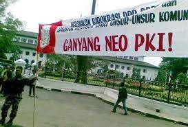 Ganyak Neo PKI/Foto Istimewa/Nusantaranews