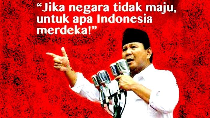 Membangun Politik yang Sehat (Prabowo Subianto dalam gambar). Ilustrasi: NusantaraNews.co