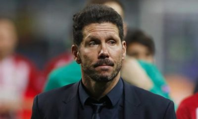 Pelatih Atletico Madrid Diego Simeone/Foto via Squawka
