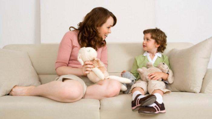 Ilustrasi Mendidik Anak tentang Seks/Foto: Dok. tribunnews.com
