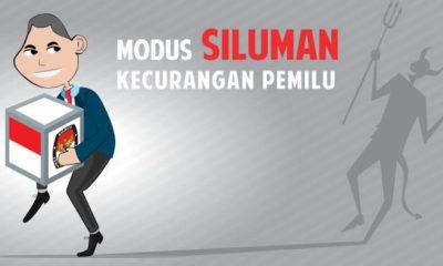 Ilustrasi/Kecurangan Pemilu/Foto Istimewa/Nusantaranews