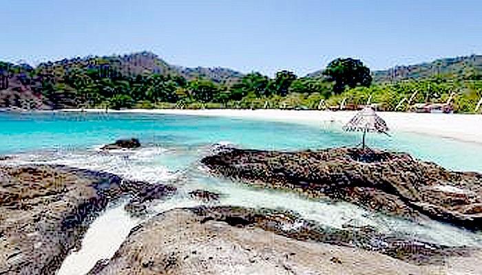 Pantai Wedi Ireng cocok untuk prewedding/Foto: Ist.