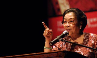 Megawati Soekarno Putri/Foto Helmi/Liputan6