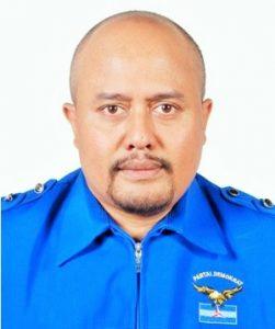 Anggota Komisi III dari Fraksi Partai Demokrat, I Putu Sudiartana