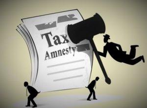 Tax Amnesty/Ilustrasi