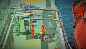 Kapal Tanker Penyuplai Elpiji Pertamina/Foto via Vivanews/Ikhwan Yanuar