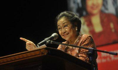 Megawati Soekarnoputri/Antara/Yudhi Mahatma