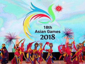Asian Games 2018/IST