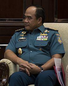 Kepala Staf TNI Angkatan Laut (KASAL), Laksamana TNI Ade Supandi/Foto via Wikipedia