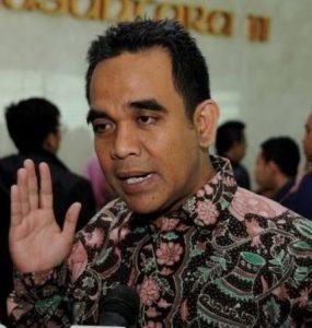 Ketua Fraksi Partai Gerindra di DPR RI, Ahmad Muzani