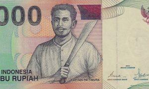 Antiknya uang Rp1000/Foto Ilustrasi: Nusantaranews