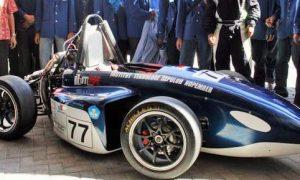 Dokumentasi Mobil Sapu Angin Speed saat jadi Juara di Jepang / Ilustrasi NUSANTARANEWS