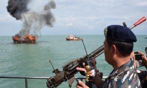 Identitas Tujuh Awak Kapal China yang Ditangkap di Natuna