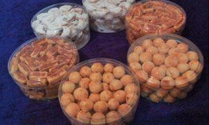Ilustrasi - Foto kue kering bisnis di bulan ramadhan