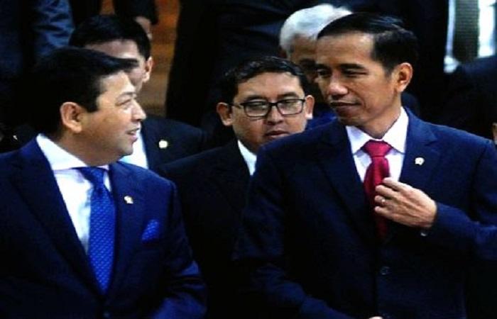 Jokowi-Novanto