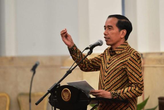 Presiden Joko Widodo/Foto via thepresident