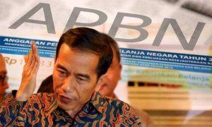 Sangat sulit bagi pemerintahan Jokowi untuk menyelamatkan APBN 2019. (Ilustrasi)