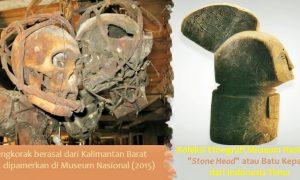 Koleksi Etnografi di Museum Nasional/Ilustrasi SelArt/Nusantaranews