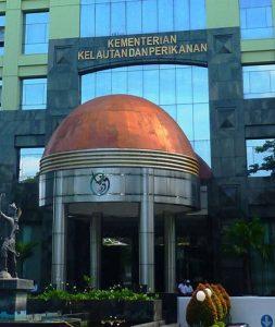 Kantor Kementerian Kelautan dan Perikanan (KKP)/Istimewa