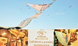 Layang-layang Kalsel di Museum Layang-Layang Indonesia/Ilustrasi SelArt/Nusantaranews
