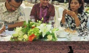 Menteri Susi dan Nelayan Tradisional/Ilustrasi SelArt/ Nusantaranews