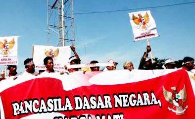 Pancasila Harga Mati (Ilustrasi). Foto: IStimewa