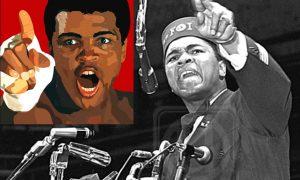 Muhammad Ali sebagai Penyair