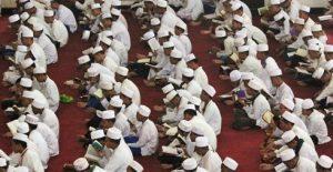Pesantren Ramadhan di Kota Padang