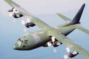 KUALA LUMPUR 09 March 2014. Pesawat Hercules C130. NSTP/Email.