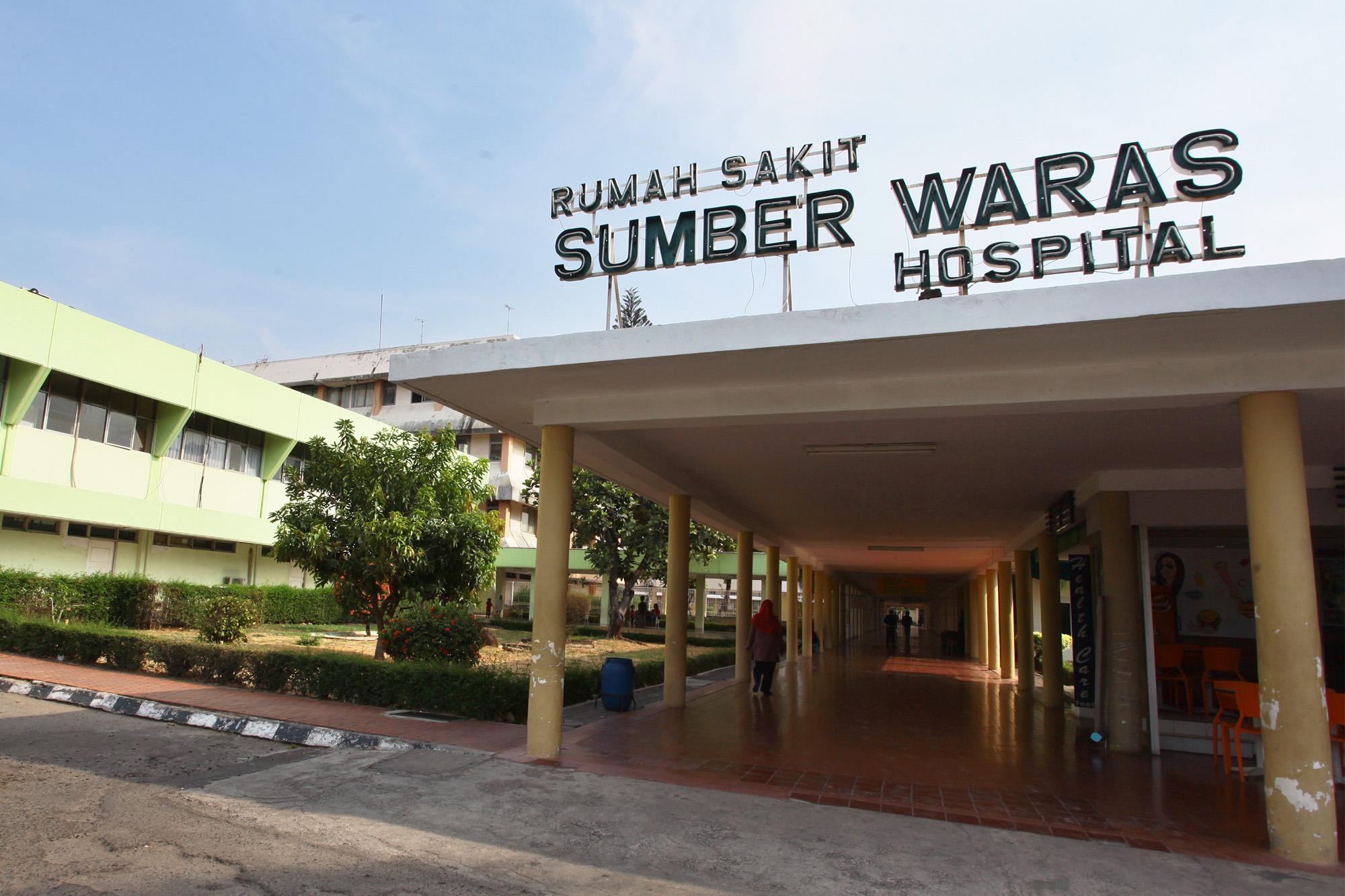 Rumah Sakit Sumber Waras (RSSW)/Foto via Antara