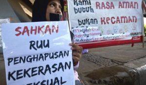RUU Kekerasan Seksual/Ilustrasi