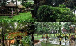 Ilustrasi Panorama Tanah Tingal dan kegiatan Outbond anak-anak sekolah /Ilustrasi Nusantaranews
