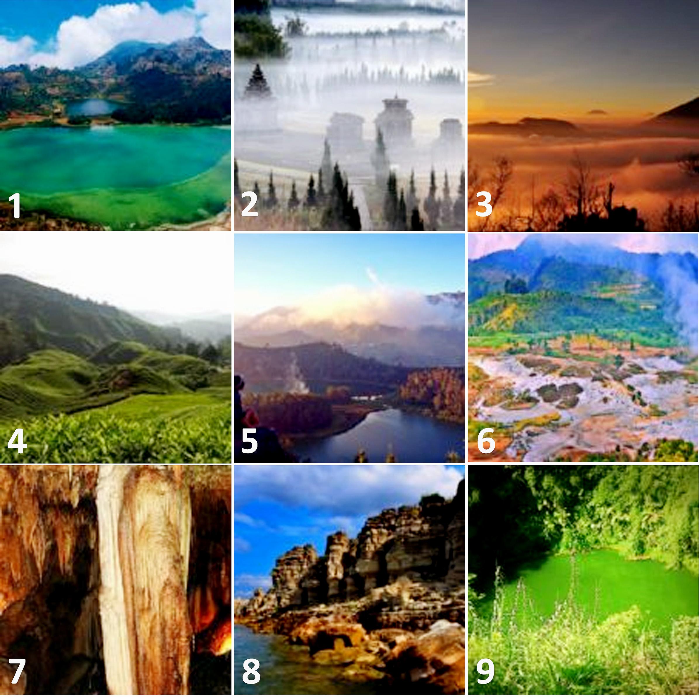 9 Destinasi Wisata Wonosobo Terfavorit Di Musim Lebaran