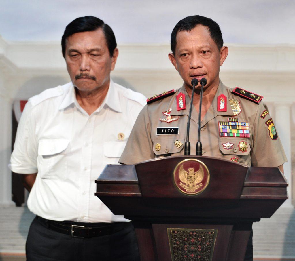 Bpjs Batal Naik: Naiknya Tito Karnavian Sebagai Tanda Bangkitnya Rezim Baru