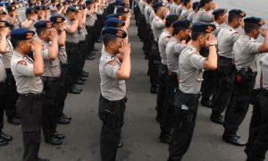 Kepolisian Republik Indonesia/Foto via wartabuana