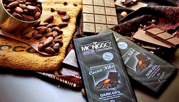 Mencicip Coklat Rasa Cabai Kota Gede Serasa di Belgia.