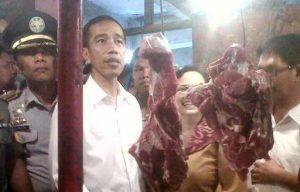 Presiden Jokowi/Foto via Posmetro