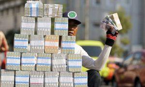 Jualan uang halal dengan syarat/Ilustrasi SelArt/Nusantaranews/Foto via Ardilah Safitri