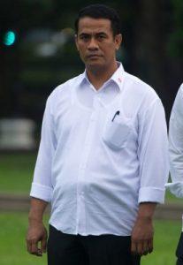 Menteri Pertanian, Amran Sulaiman/Foto via Antara/Andika Wahyu