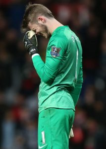 David de Gea/PA-Pres Association Images