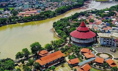 Setu Babakan, wisata alternatif melepas penat.