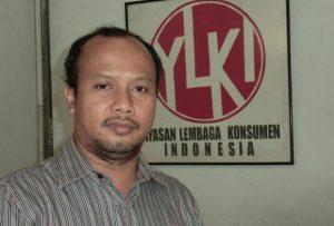 Ketua Pengurus Harian Yayasan Lembaga Konsumen Indonesia (YLKI), Tulus Abadi/Foto: Istimewa