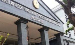 Gedung Pengadilan Negeri (PN) Jakarta Pusat (Istimewa)